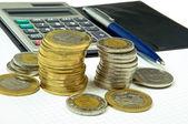 Financiamento — Foto Stock