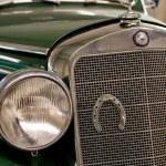 Mercedes Benz 1954 — Stock Photo