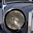 Stock Photo: Front of an oldtimer