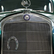 Stock Photo: Mercedes Benz 1954