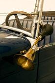 Bir oldtimer buzzer — Stok fotoğraf