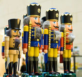 Nutcrackers — Stockfoto
