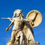 Sculpture of the Palace Bridge - Schlossbruecke — Stock Photo #11976974