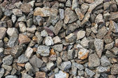 Weathered rubble stone background — Stock Photo