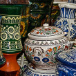 Romanian traditional ceramics 2 — Stock Photo