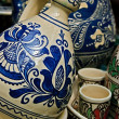 Foto de Stock  : Romanitraditional ceramics 8