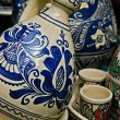 Romanitraditional ceramics 8 — Foto Stock #11133855