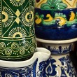 Foto de Stock  : Romanitraditional ceramics 13