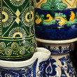 Стоковое фото: Romanitraditional ceramics 13
