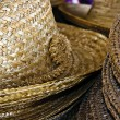 Straw hats 4 — Stock Photo #11133890