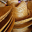 Straw hats 5 — Stock Photo #11133892