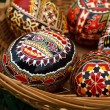 Stock Photo: Painted Easter eggs 2