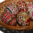 Painted Easter eggs 6 - Stock Photo