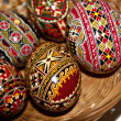 Painted Easter eggs 8 - Stock Photo
