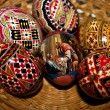 Painted Easter eggs 22 — 图库照片