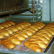 Stock Photo: Bread production 4