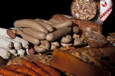Romence geleneksel yemekleri 6 — Stok fotoğraf