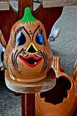 Halloween and ceramics 2 — Stock Photo