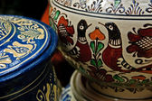 Romanian traditional ceramics 6 — Stock Photo
