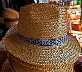 Straw hats 6 — Stock Photo