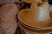 Straw hats 7 — Stock Photo