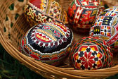 Painted Easter eggs 2 — Stock Photo