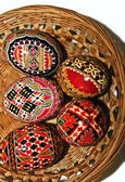 Painted Easter eggs 16 — Stock Photo