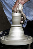 Traditional work in ceramic (3) — Stock Photo