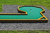 Small golf 3 — Stock Photo