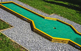 Küçük golf 8 — Stok fotoğraf