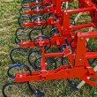 Agricultural equipment. Detail 9 — Stock Photo