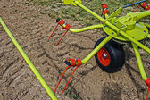 Agricultural equipment. Detail 8 — Stock Photo