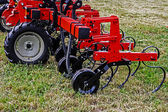 Agricultural equipment. Details 22 — Stock Photo