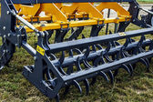 Agricultural equipment. Details 23 — Stock Photo