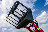 Agricultural equipment. Details 24 — Stock Photo