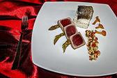 Gıda 4 düzenlenmesi — Stok fotoğraf