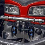Auto Lighting System 14 — Stock Photo