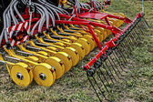 Agricultural equipment. Details 51 — Stock Photo