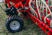 Agricultural equipment. Details 52 — Stock Photo