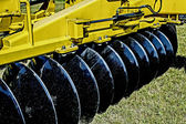 Agricultural equipment. Details 53 — Stock Photo