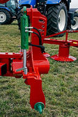 Agricultural equipment. Details 57 — Stock Photo