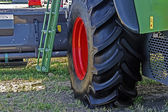 Agricultural equipment. Details 60 — Stock Photo