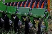 Agricultural equipment. Details 63 — Stock Photo
