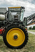 Agricultural equipment. Details 67 — Stock Photo