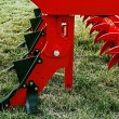 Agricultural equipment. Details 69 - Stock Photo