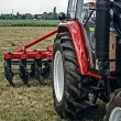 Stock Photo: Agricultural equipment. Details 75
