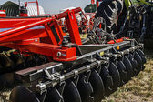 Agricultural equipment. Details 73 — Stock Photo