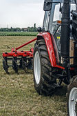Agricultural equipment. Details 75 — Stock Photo