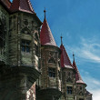 Stock Photo: Dracula's Castle.Details 1