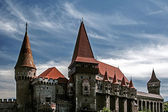 Dracula's Castle 1 — Stock Photo